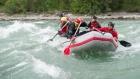 Rafting ve Východním Tyrolsku