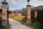 Kronnplatz  -  mládežnická ubytovna Toblach
