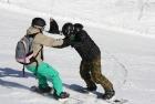 Instruktor snowboardingu + doškolení