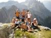 Rafting+ ferraty v Alpách